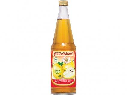 Bio kdoulová šťáva 100% Beutelsbacher 0,7 l Beutelsbacher