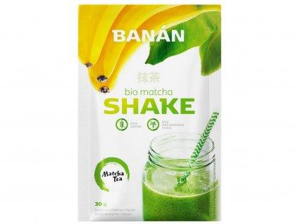 Bio Matcha Shake banánový 30g