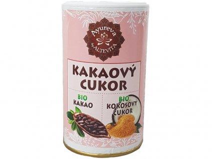 Bio kokosový cukr kakaový - cukřenka 100g Altevita