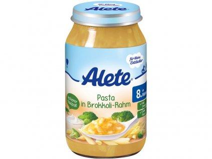 Bio Příkrm - Těstoviny s brokolicí a smetanou 220g Allete
