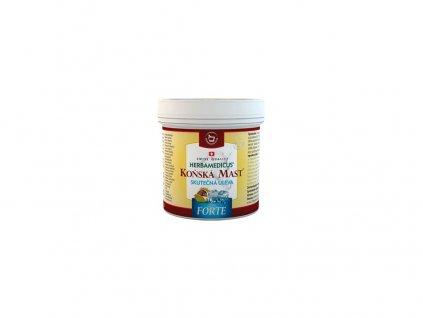 Koňská mast FORTE chladivá 250 ml Herbamedicus