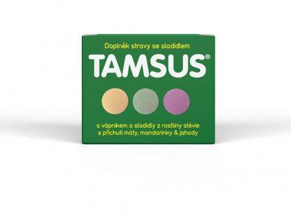 Tamsus 45 pastilek Herbamedicus