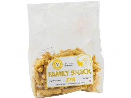 Family snack Sýr 165g Family snack