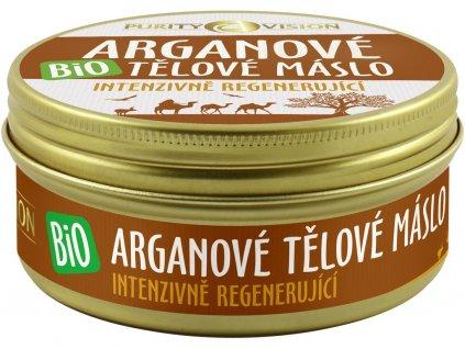 Bio Arganové tělové máslo 150ml Purity Vision