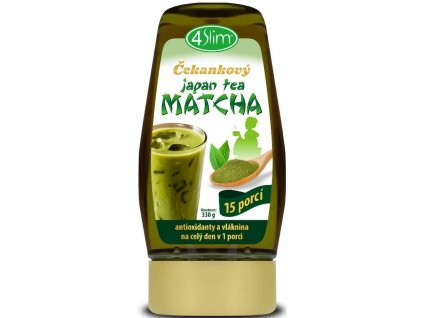 Čekankový Japan Tea Matcha 330g 4Slim