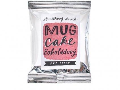 Hrníčkový dortík MUG CAKE čokoládový 60g Nominal