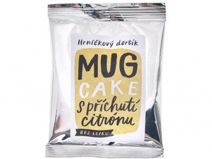 Hrníčkový dortík MUG CAKE s příchutí citrónu 60g Nominal