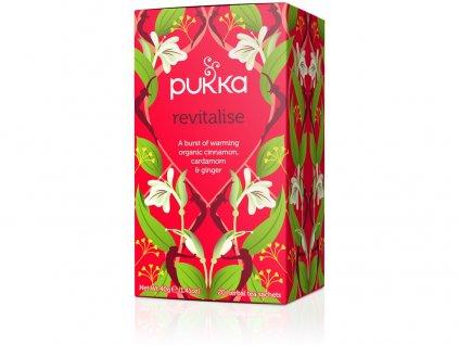 Bio čaj Revitalizační vyrovnání Kaphy 20x2g Pukka