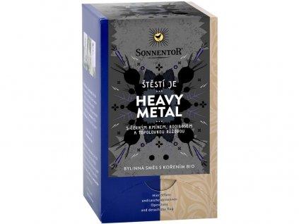 Bio Štěstí je heavy metal 18x1,5g Sonnentor