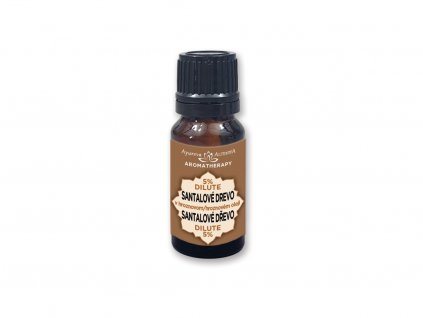 Esenciální olej 100% - Santalové dřevo 10ml Altevita