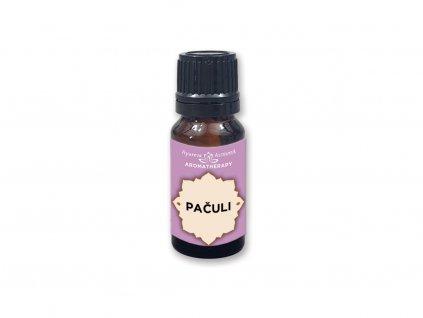 Esenciální olej 100% - Pačuli 10ml Altevita