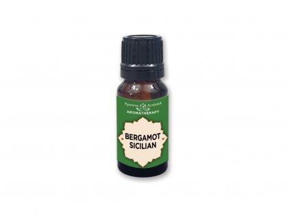Esenciální olej 100% - Bergamot 10ml Altevita