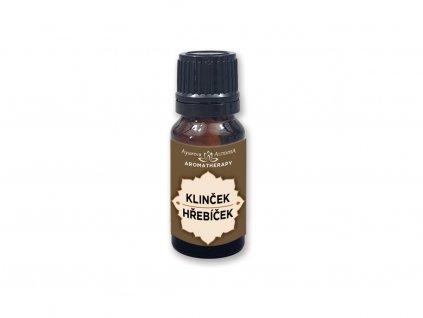 Esenciální olej 100% - Hřebíček 10ml Altevita