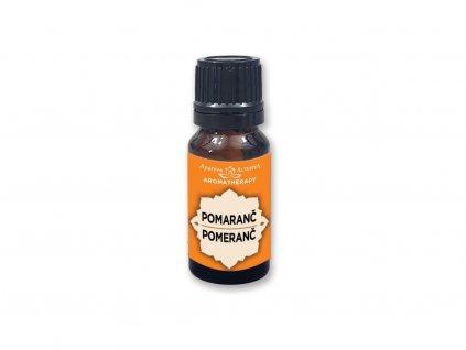 Esenciální olej 100% - Pomeranč 10ml Altevita