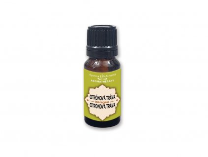 Esenciální olej 100% - Citrónová tráva 10ml Altevita