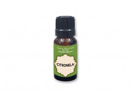 Esenciální olej 100% - Citronela 10ml Altevita