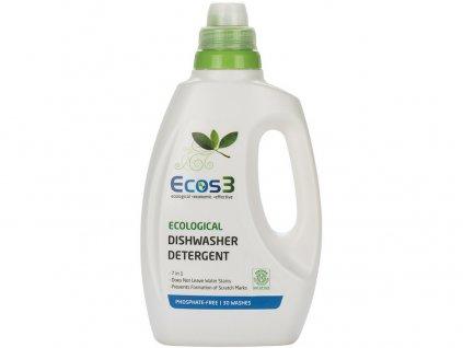 Ekologický gel pro automatické myčky nádobí 750 ml ECOS3