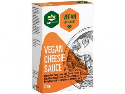 Bezlepková omáčka na těstoviny s příchutí sýru 200g Topnatur