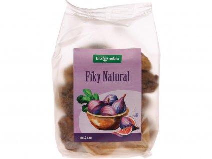 Bio sušené fíky Natural 300g Bio nebio