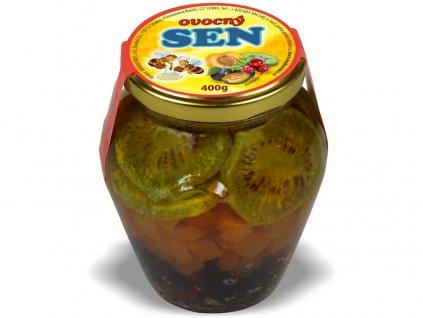 Med se sušeným ovocem Ovocný sen 400g Jankar Profi