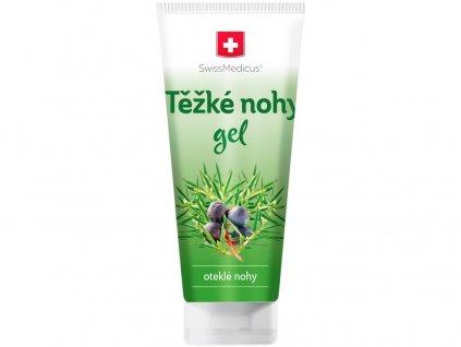 Těžké nohy gel 200ml Herbamedicus
