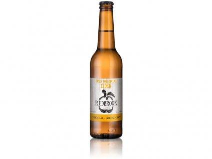 Cider Original polosuchý 5% 0,33l Redbrook