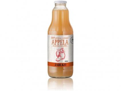 Jablko 1l - 100% přírodní šťáva Appela