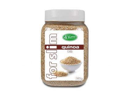 Quinoa bílá 380g 4Slim
