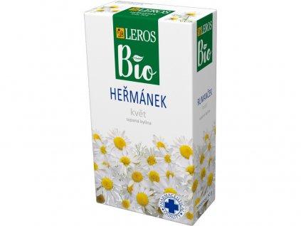 Bio Heřmánek květ 50g Leros
