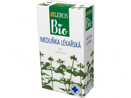 Bio Meduňka lékařská list 50g Leros
