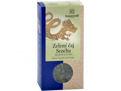 Bio zelený čaj Sencha 70g Sonnentor