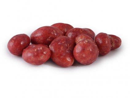 Kešu Malinové v bílé čokoládě 3kg Sušené plody