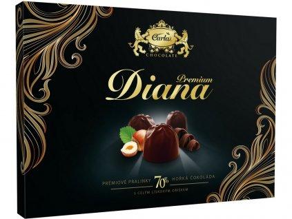 Diana hořké pralinky 133g Carla