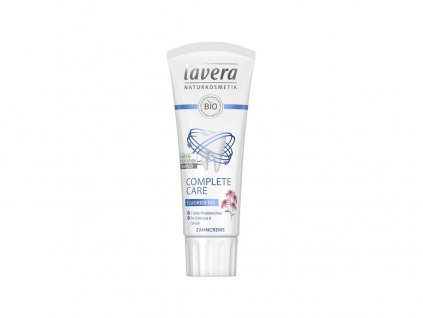 Lavera Zubní pasta – Bez fluoridu 75ml Lavera