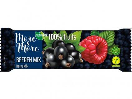 Tyčinka MORE & MORE Berry Mix 30g Pharmind