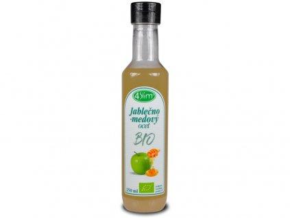 Bio Jablečno-medový ocet 250ml 4Slim