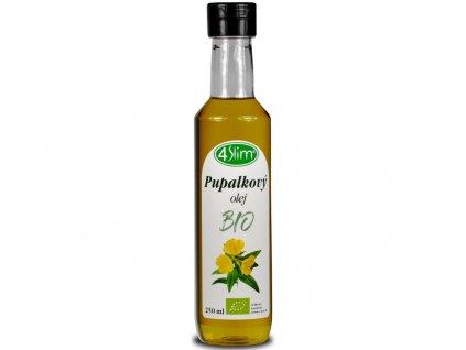 Bio Pupalkový olej 250ml 4Slim
