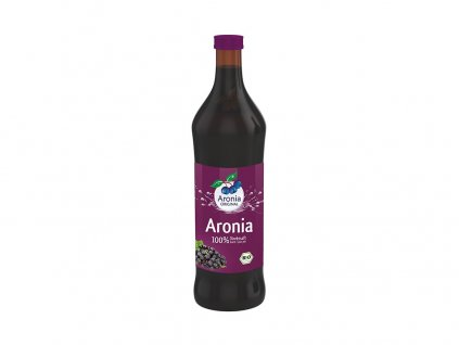 Bio 100% Arónie džus 700ml Aronia