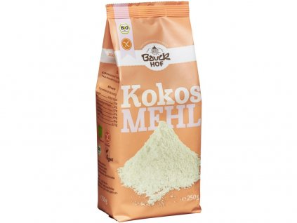 Bio Kokosová mouka 250 g Bauck Hof