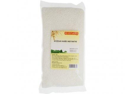 Rýžová kaše natur 200g Extrudo
