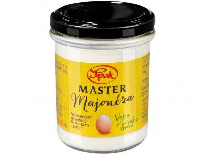 Majonéza Master 180ml Spack