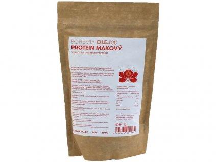 Makový protein 250g Bohemia olej