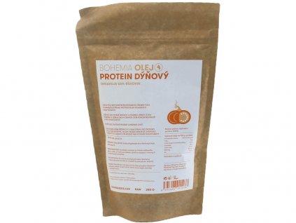 Dýňový protein 250g Bohemia olej
