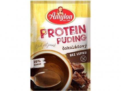 Protein puding čokoládový 45g Amylon