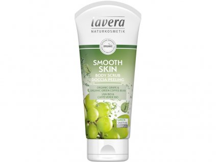 Tělový peeling Smooth Skin 200ml Lavera