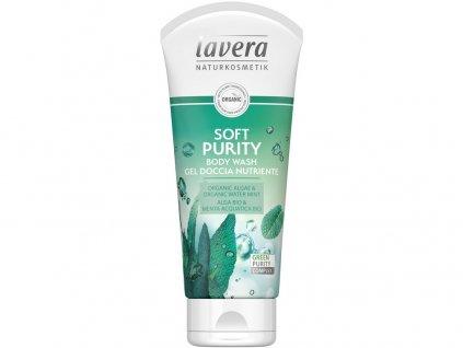 Sprchový gel Soft Purity 200ml Lavera