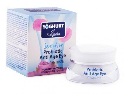 Probiotický oční koncentrát proti vráskám 40ml Biofresh