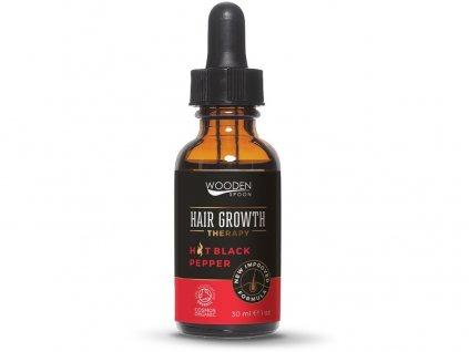 Bio Sérum pro růst vlasů s pepřem 30ml WondenSpoon