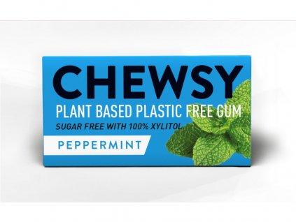 Žvýkačky Chewsy Peppermint 15g Chewsy