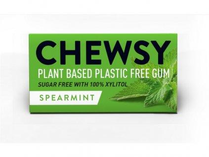 Žvýkačky Chewsy Spearmint 15g Chewsy